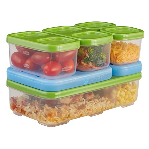Rubbermaid Lunchbox Sandwich Kit Food Storage Container