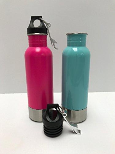 Bottle Armour Bottle Insulator With Bottle Opener Black