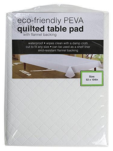 Quilted Dining Table Pad With Flannel Backed For More ...