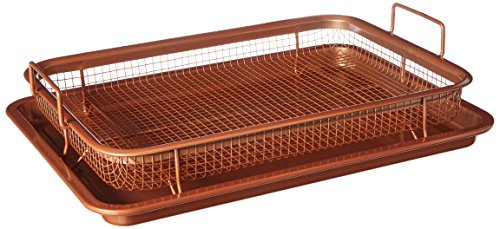 Copper Chef Copper Crisper Deluxe Micromally