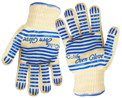 Oven Glove Heat Resistant Cooking Gloves For Cooking Bbq