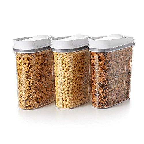 Oxo Good Grips 5 Piece Airtight Food Storage Pop Container