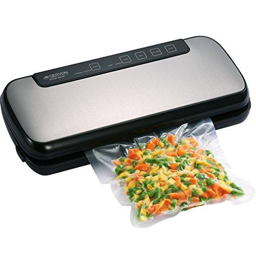 Vacuum Sealer Geryon Automatic Food Sealers With Starter