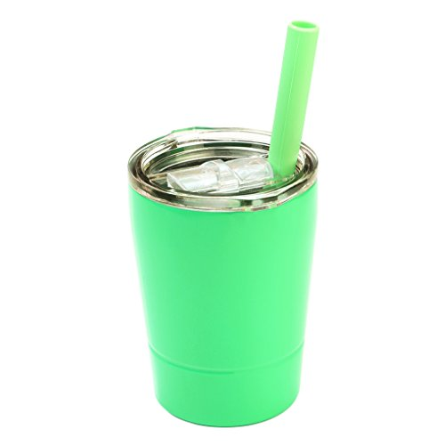 Housavvy Toddler Tumbler With Lid And Straw Double Wall