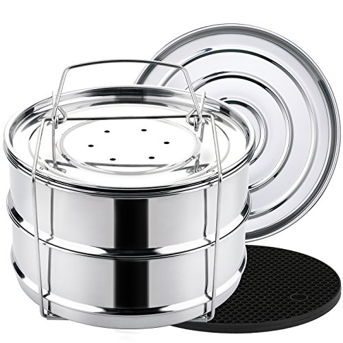 Genuine Instant Pot Stainless Steel Inner Cooking Pot 6