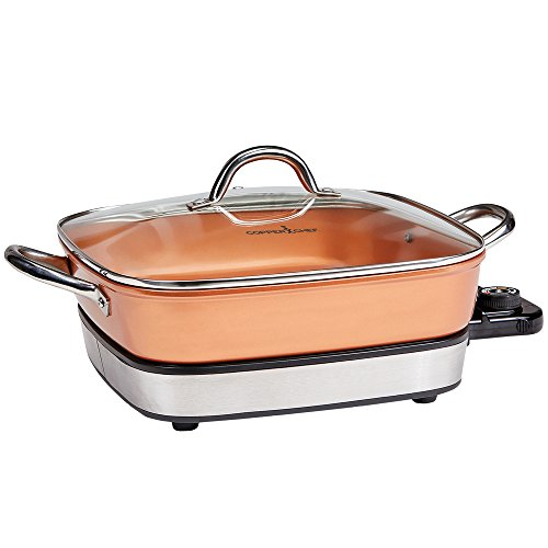 Copper Turkey Roaster Pan Micromally