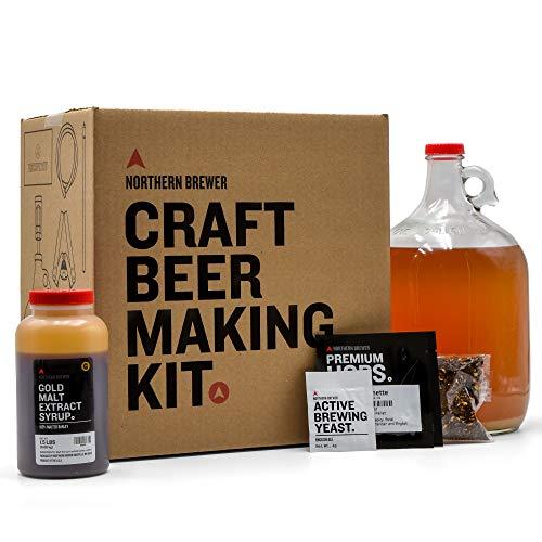 Northern Brewer 1 Gallon Craft Beer Making Starter Kit