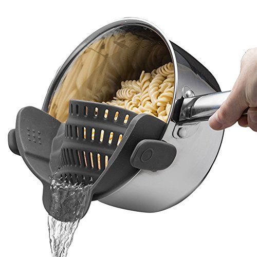Tomorrow S Kitchen Silicone Utensil Rest Grey Micromally